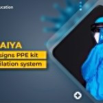 """Student of KJ S College of Engineering Designs """"Cool PPE Kit"""" With Ventilation"""