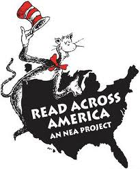 Google - Read Across America Logo