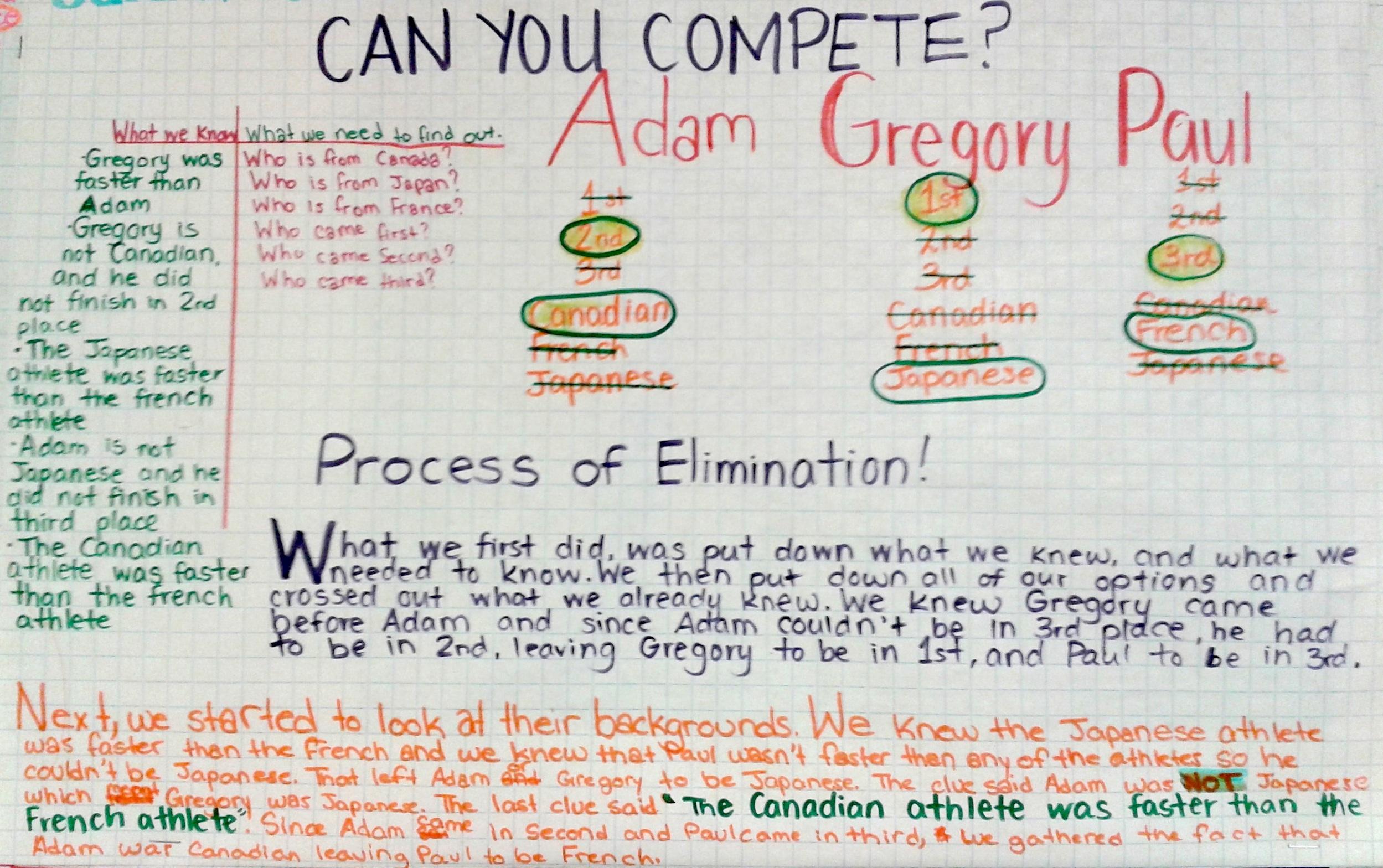 Milne Valley Middle School Gt Spotlight On Mathematics