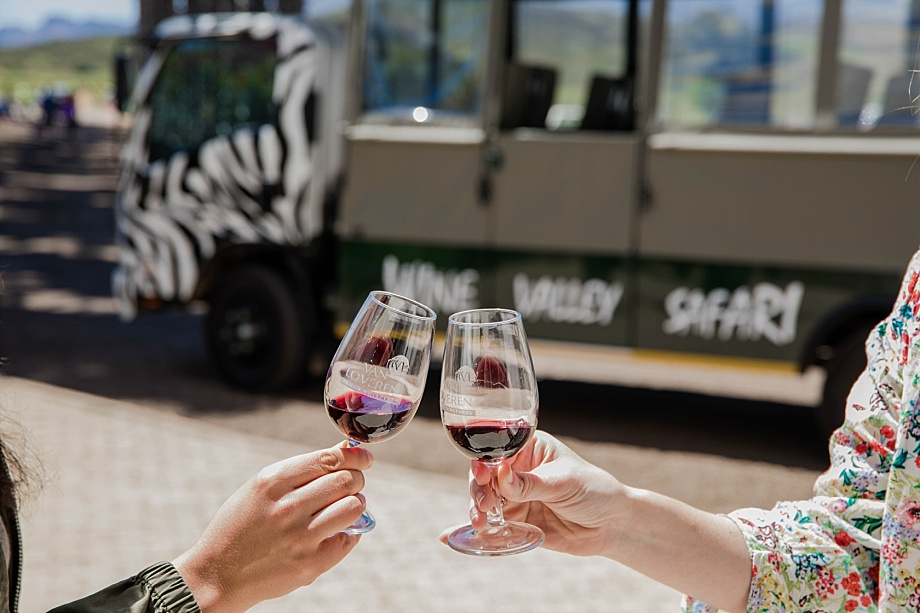 Robertson Wine Valley Wine Tour Bus