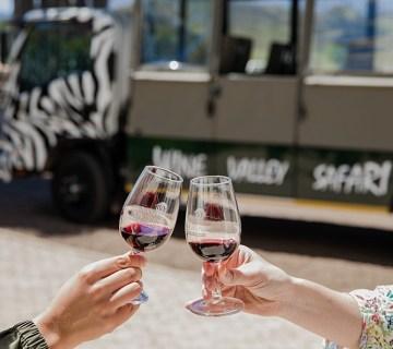 Robertson Wine Valley Wine Tour Bus