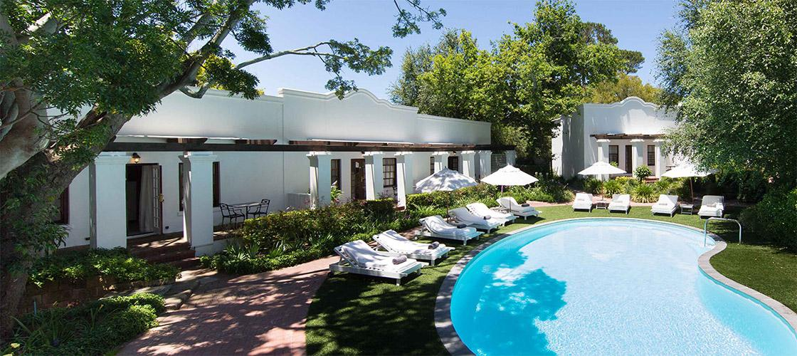 The Andros Boutique Hotel in Claremont, Cape Town