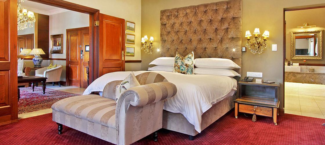 The Residence Boutique Hotel in Johannesburg, Gauteng