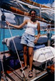 danica on deck