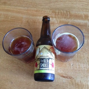 Red Smoke by Red Hill Brewing