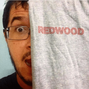 I got my job with Redwood Distribution. I was so innocent...