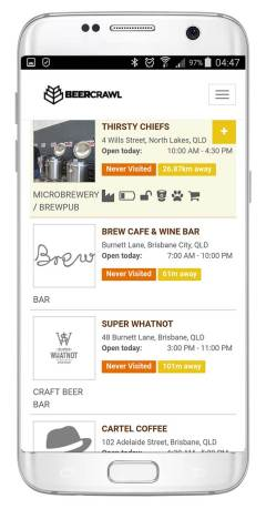Beer Crawl - Australian craft beer directory