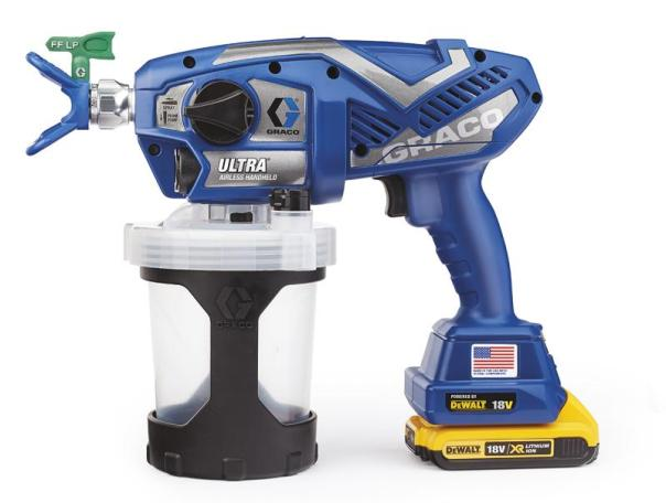 GRACO Ultra airless Cordless
