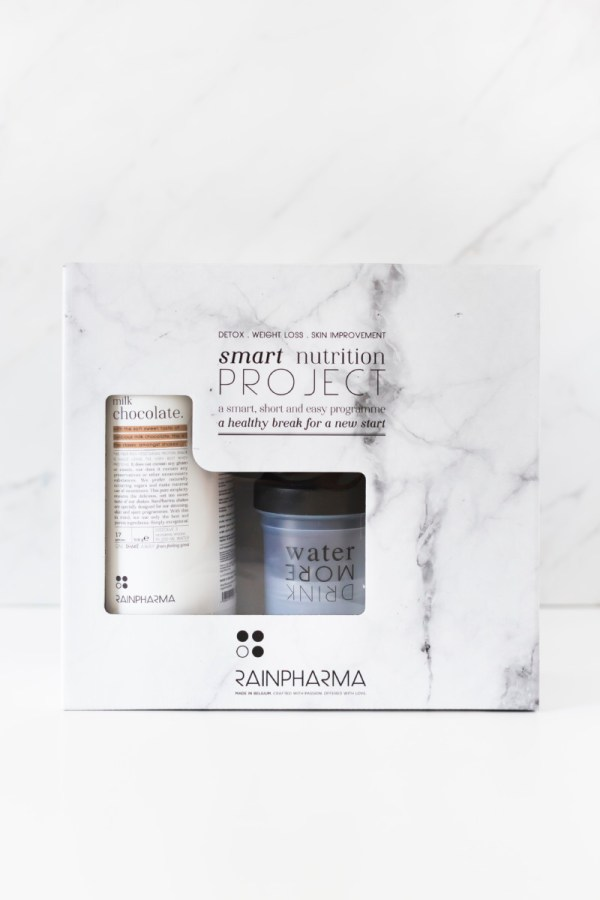 Rainpharma smart nutrtion box snp milk chocolate shakes