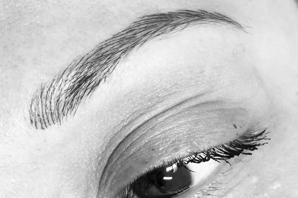 permanente, make-up, dokkum, hairstroke, wenkbrauwen