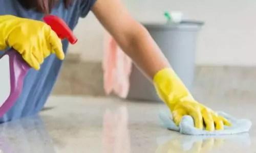 keuken schoonmaken feat