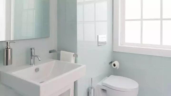 wastafel wc schoonmaken