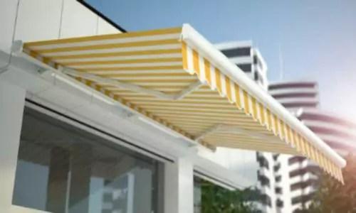 zonnescherm-schoonmaken
