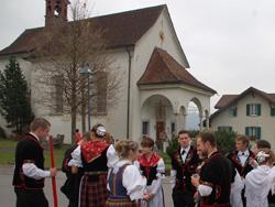 Kapelle Schoried an der Älplerkilbi