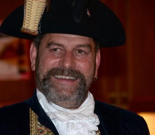 Huby I. ist Chef der Fasnacht 2014 in Alpnach
