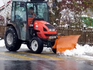 Winterdienst soll eingeschränkt werden