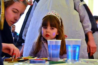 Kindernachmittag der Seegusler in ihrem Jubiläumsjahr 40 - Kinderschmimlem