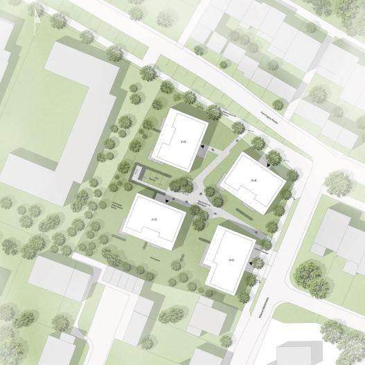 Lageplan Wienenfeld