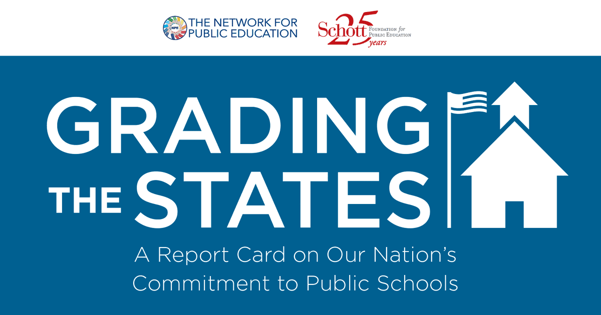 Grading the States Report Card