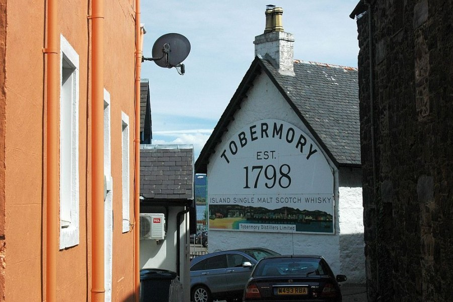 Begleiten Sie uns auf einer Gruppenreise mit Schwerpunkt Whisky durch Schottland.