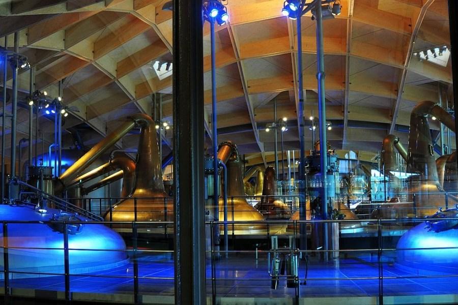 Die Kleingruppenreise durch Schottland wird sich ganz dem Whisky widmen.