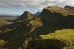 Auf der Insel Skye werden wir waehrend der Bahntreise durch Schottland 2 Wandertage verbringen.
