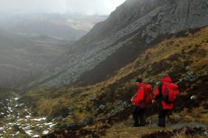 Eine angemessene Trekkingausrüstung ist bei einem Schottlandurlaub bzw. einem Wanderurlaub in Schottland äußerst wichtig.