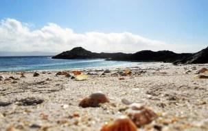 Arisaig hat die schönsten Sandstrände Schottlands, die man auf einer Schottlandreise nicht verpassen sollte.
