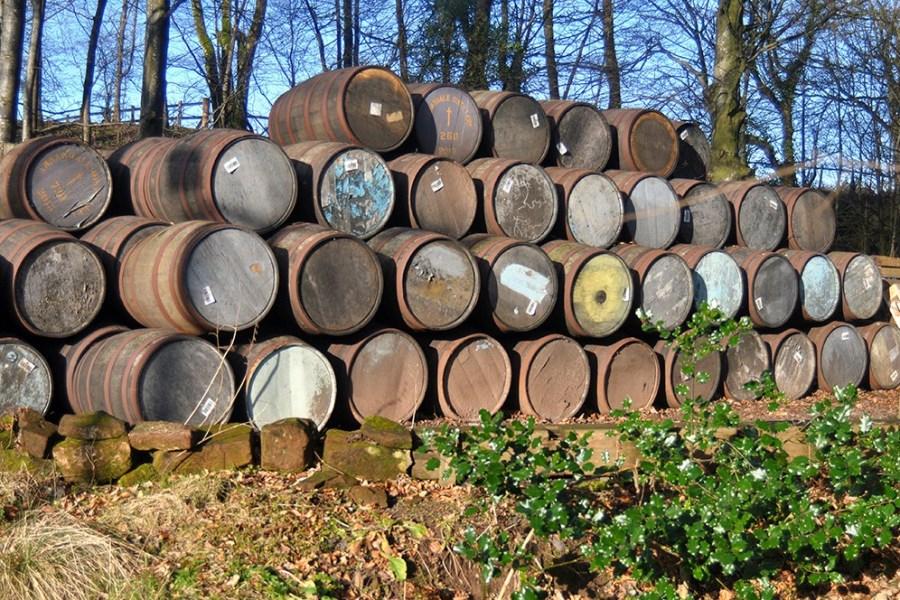 Biowhisky wird in Schottland von verschiedenen Destillerien hergestellt.