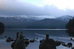 Die Cairngorms bilden die idyllische Kulisse unserer Familienreise Schottland.