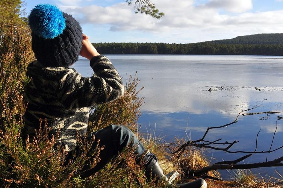 Unsere individuelle Familienreise fuehrt Sie in das Herz des Cairngorm Nationalparks, eine einzigartige Landschaft im Zentrum Schottlands.