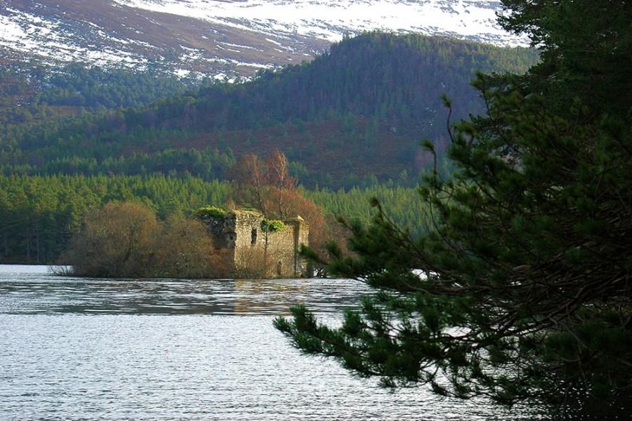Unsere Genussreisen durch Schottland führen auch in den Cairngorms Nationalpark.