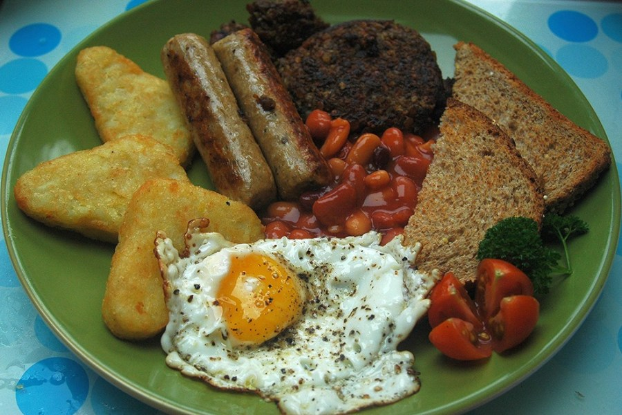 Eine Genussreise durch Schottland waere inkomplett ohne das legendaere Full Scottish Breakfast.