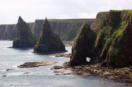 Auf einer Individualreise mit Schottlandreisen kommt man auch an der North Coast 500 vorbei.