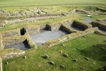 Am prehistorischen Jarlshof auf Shetland kommt keine Individualreise dran vorbei.