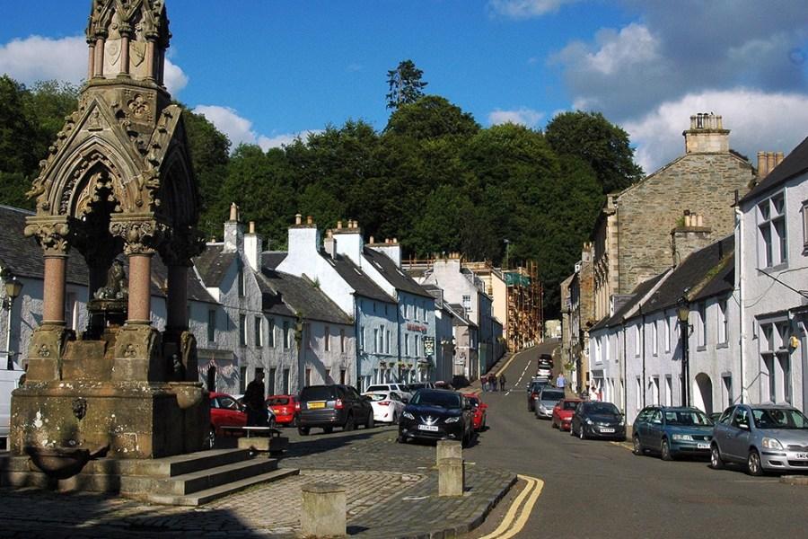 Auf unserer Individualreise mit Standort in den Highlands erkunden Sie Schottland auf die entspannte Art.