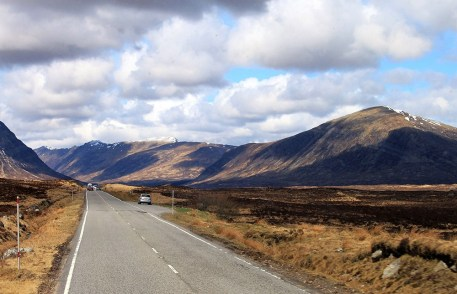 Egal ob Individualreise oder Gruppenreise - Schottland im Herbst ist vielseitig.