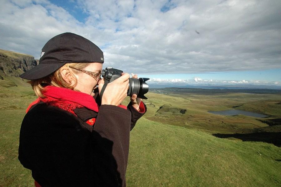 Tauchen Sie auf dieser Individualtour durch Schottland in die Schoenheit der Insel Skye.