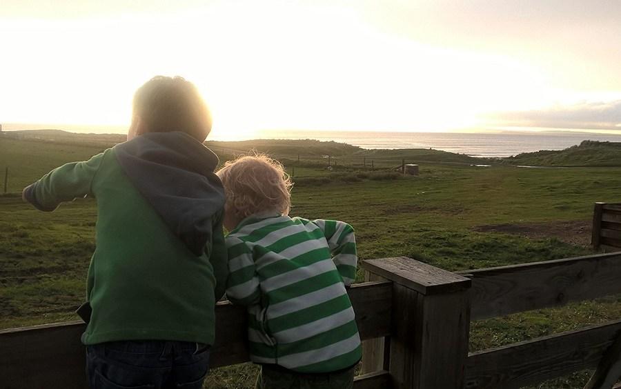 Individuelle Schottlandreisen sind Urlaub für die ganze Familie.