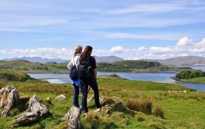 Mai ist eine der schönsten Reisezeiten für einen Urlaub in Schottland.