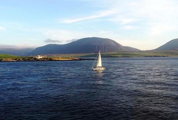 Viele Gaeste empfinden Orkney Mainland als den schoensten Besuch der Auto Rundreise durch Schottland.