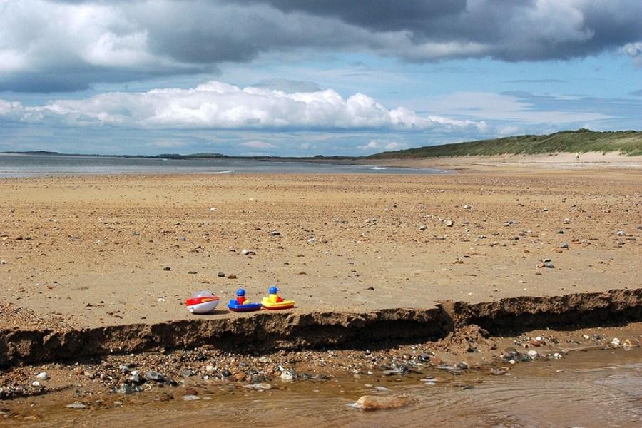 Rundreisen durch Schottland koennen die ganze Familie bezaubern, von gross bis klein.