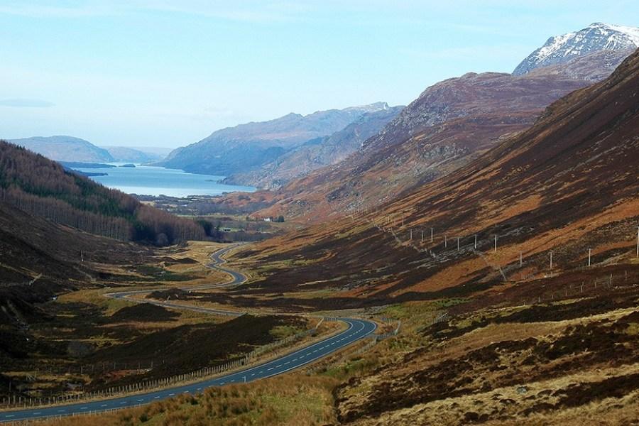 Ein Schottlandurlaub ist auch im Herbst eine gute Idee.