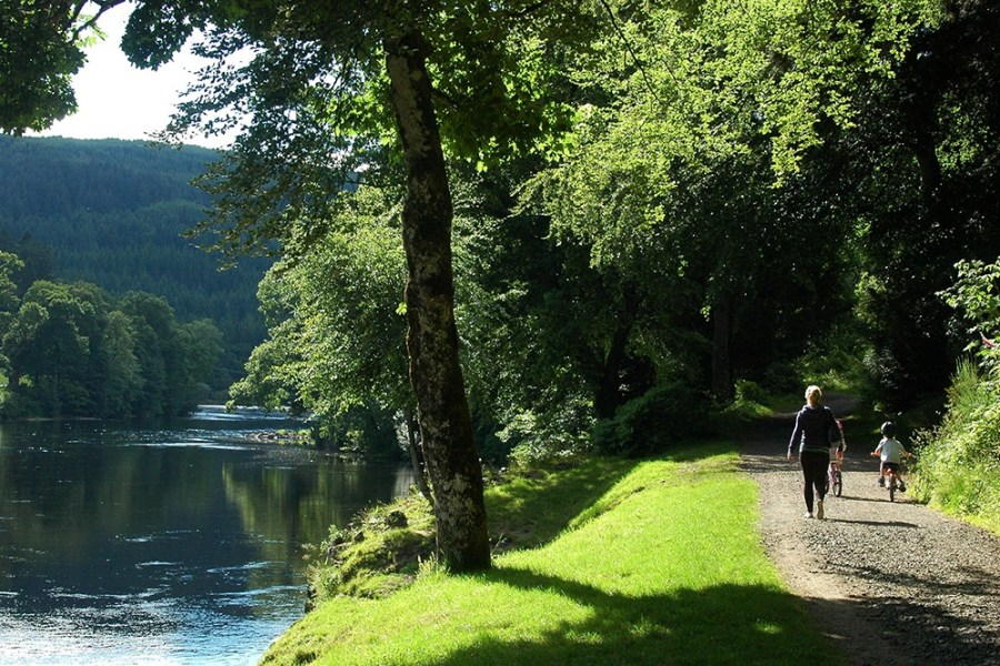 Entdecken Sie die Central Highlands auf unserer Standortreise in Schottland.