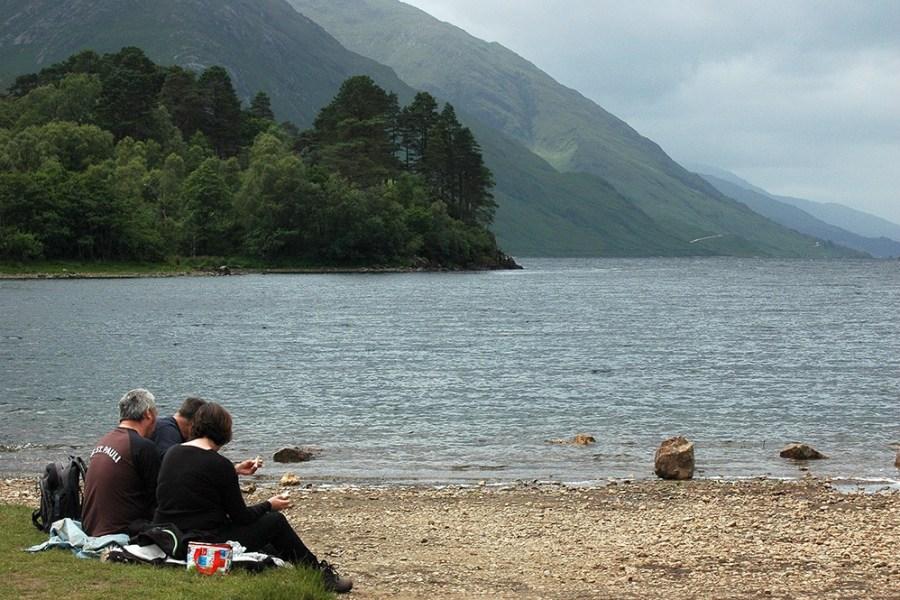 Die West Highlands bilden die Kulisse dieser individuellen Wander-Bahnreise.