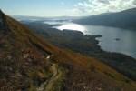 Die West Highlands bieten ungezaehlte Moeglichkeiten fuer Wanderreisen an.