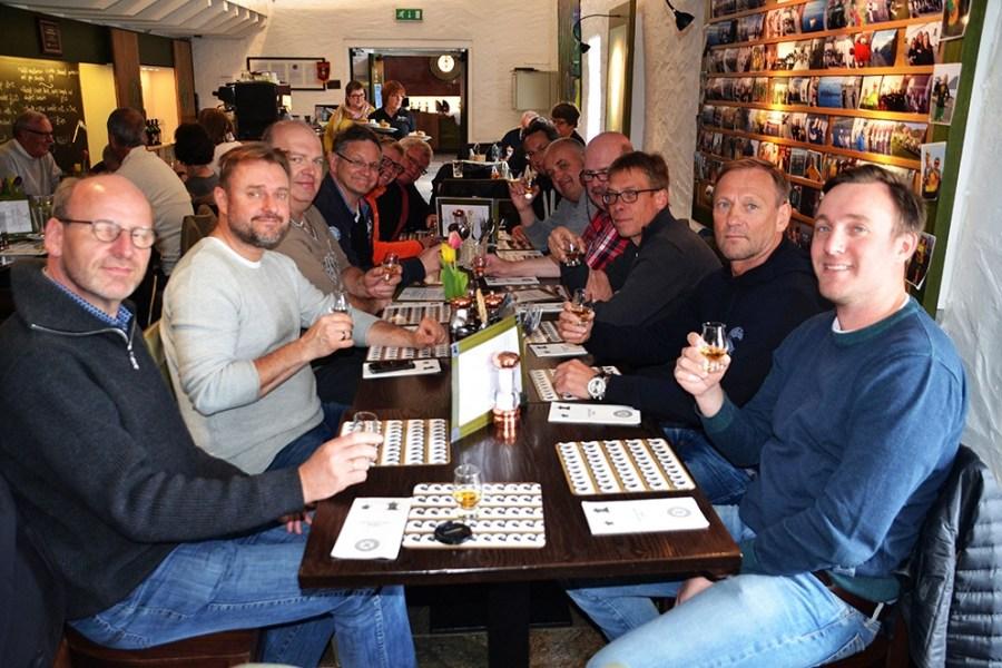 Unsere Whiskyreisen sind Gruppenreisen, die unter anderem nach Fife angeboten werden.