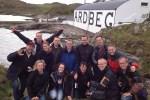 In einer Kleingruppe mit deutschsprachigem Guide fuehren unsere Whiskyreise auf die Isle of Islay.