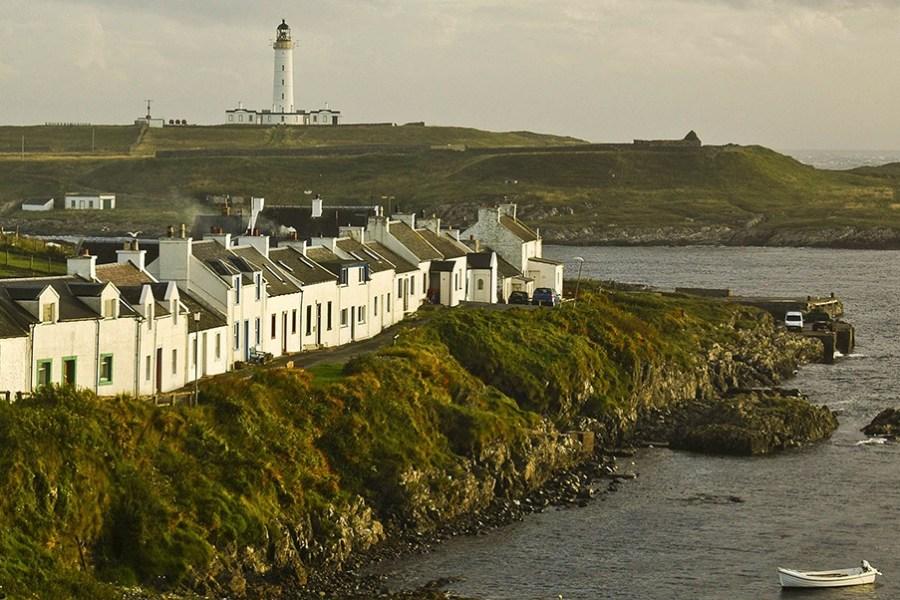 Portnahaven ist ein idyllischer Zwischenstop unserer Whiskyreise auf Islay.