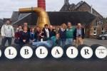 Die Fuehrungen in der Balblair Distillery sind oft der Hoehepunkt unserer Whiskyreise Schottland.